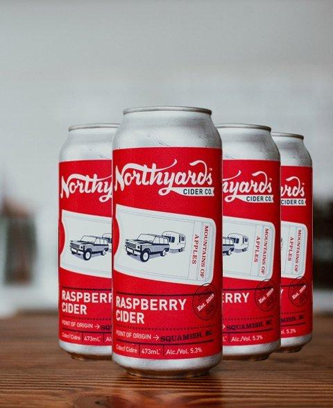 Raspberry Cider